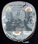 Fan; 1908-1920; x 275.6