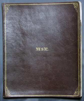 Music, Sheet; Ouimette, Adelia; c.1865-1874; 944/20.1