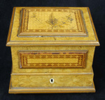 Box, trinket; Seuffert, Anton; 1869-1887; x 452.3
