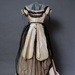 Dress; c.1870; 974/13.5