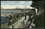 Caroline Bay & Harbour, Timaru, N.Z. (A.A.W. Co. series); 1906-1912; 3260