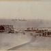 [Breakwater construction, Timaru Harbour]; Ferrier, William; 1878; 0560