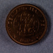 Reserve Bank of New Zealand 1940 Half Penny Proof