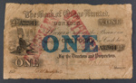 The Bank of Otago Limited 1870 One Pound