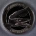 Reserve Bank of New Zealand 2010 One Dollar Reptiles Moanasaurus