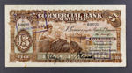 Commercial Bank of Australia 1919 Five Pounds