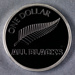 Reserve Bank of New Zealand 2011 One Dollar All Blacks