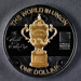 Reserve Bank of New Zealand 2011 One Dollar Webb Ellis Cup