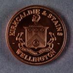 1990 Kirkcaldie and Stains medal