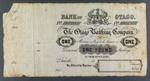Bank of Otago 1850 One Pound