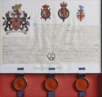 Reserve Bank of New Zealand Coat of Arms Letters Patent, 1965
