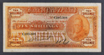 Bank of New Zealand Ten Shillings
