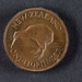 Reserve Bank of New Zealand 1937 Florin Proof