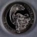 Reserve Bank of New Zealand 2010 One Dollar Reptiles Titanosaurus