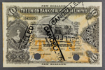 Union Bank of Australia 1905 Ten Pounds