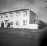 Exterior of the Bank's Upper Hutt premises, July 1972