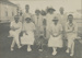 Photograph, Otautau Tennis Club; Blackie, William Nichol; 1924; OT.2010.84