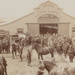 Photograph, Horse Bazaar & Livery Stables ; Cameron Photo; 1900-1928; OT.2007.24