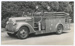 Photograph, First Otautau Fire Truck; Gutsell, Peter; 1950; OT.2018.10.1