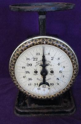 Scales, kitchen; 01/2008/1186