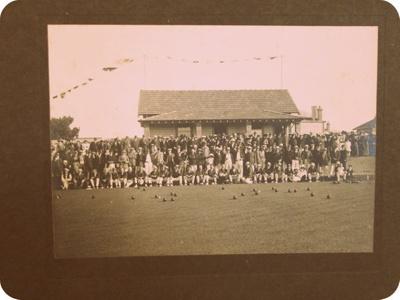 The New Brighton Bowling Club Opening Day (2); Steffano Webb; October/November 1915; 01/2006/812/f