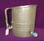 Flour sifter; Kande; 1930; 01/2008/1185