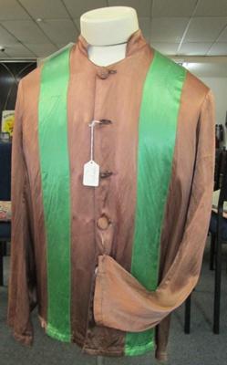 Trotting Jacket (Colours); 01/2007/1011