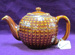 Teapot and lid; 01/2011/1604