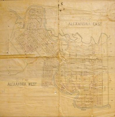 Town of Alexandra; M219