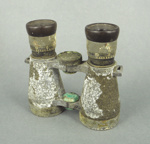 Binoculars and case; 2011.23.4