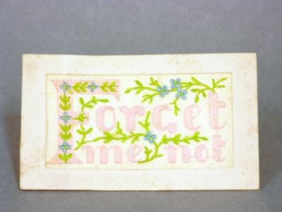 Postcard, 1914 - 1918, 14762/1