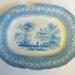 Porcelain Meat Dish; 989