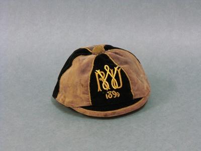 Cap, Waipa Rugby Union, 1899, 12985