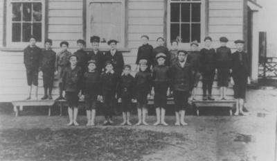 Kihikihi Scouts; 1912; PH666/23