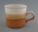 Cup - banded; Crown Lynn Potteries Limited; 1978-1989; 2009.1.788