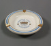 Ashtray - Commemorative; Crown Lynn Potteries Limited; 18 Jul 1959; 2016.55.1
