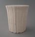 Plaster model - mug body; Crown Lynn Potteries Limited; 1979-1989; 2009.1.702
