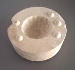 Slipcasting mould part - bowl; Crown Lynn Potteries Limited; 1980-1989; 2009.1.1387