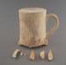 Plaster model - beer mug; Titian Potteries (1965) Limited; 1972-1985; 2009.1.1402.1-6