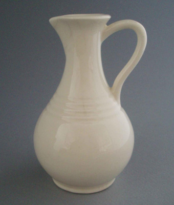 Oil bottle; Titian Potteries (1965) Limited; 1957-1989; 2008.1.920