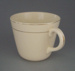 Cup - Cameo pattern; Crown Lynn Potteries Limited; 1959-1970; 2008.1.2431