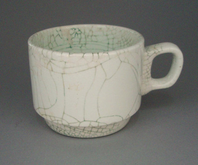 Cup; Gibsons and Paterson; 1970-1989; 2008.1.589