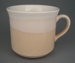 Cup - banded; Crown Lynn Potteries Limited; 1984-1989; 2008.1.1727