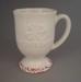 Irish coffee mug - Minulet; Crown Lynn Potteries Limited; 1977-1985; 2008.1.2397