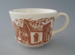 Cup - Heritage pattern; Crown Lynn Potteries Limited; 1981-1989; 2009.1.630