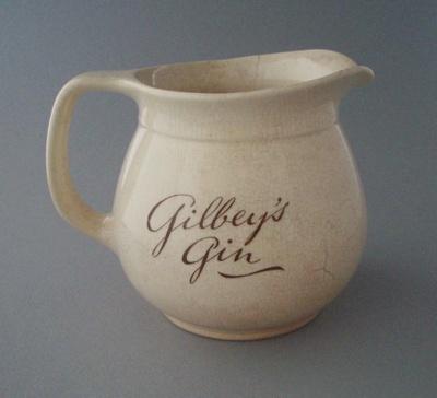 Jug; Crown Lynn Potteries Limited; 1948-1955; 2008.1.1019