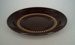 Saucer - Islamic screen design; Crown Lynn Potteries Limited; 1980-1989; 2008.1.1307