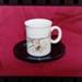 Negative - mug and saucer black horizontal flower; 19 Apr 1988; 2008.1.3731