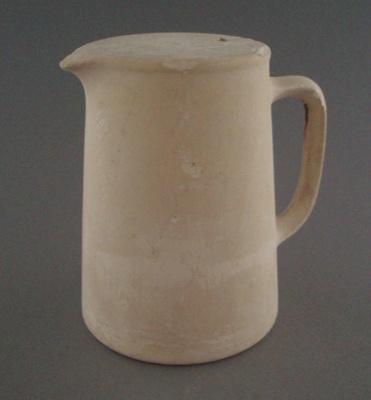 Plaster model - jug; Crown Lynn Potteries Limited; 1948-1989; 2008.1.2675