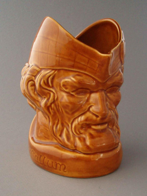 Water jug - The McCallum; Crown Lynn Potteries Limited; 1976-1989; 2008.1.611